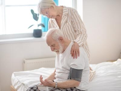 Hipertensión arterial en las personas mayores