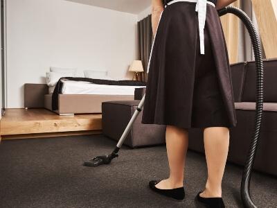 Funciones de la empleada de hogar